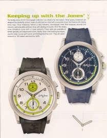 International Watch - Bobby Jones