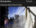 Travel section of the New York Times