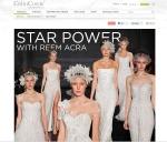 Reem Acra Wedding Gowns