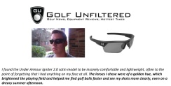 Golf Unfiltered UA