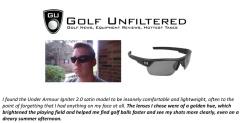 Golf Unfiltered UA