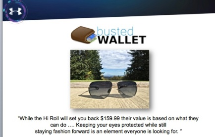 Busted Wallet UA