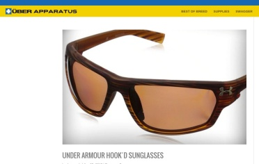Uber UA eyewear