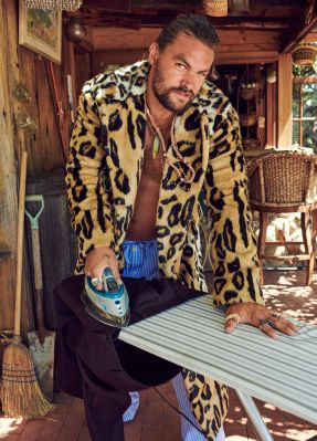 Paul Stuart pants in Esquire
